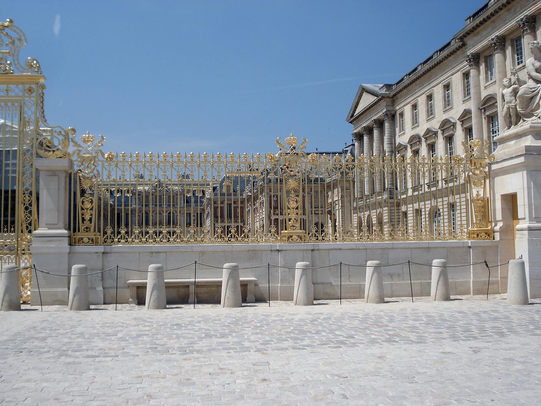Versailles h r s for Architecte de versailles sous louis xiv